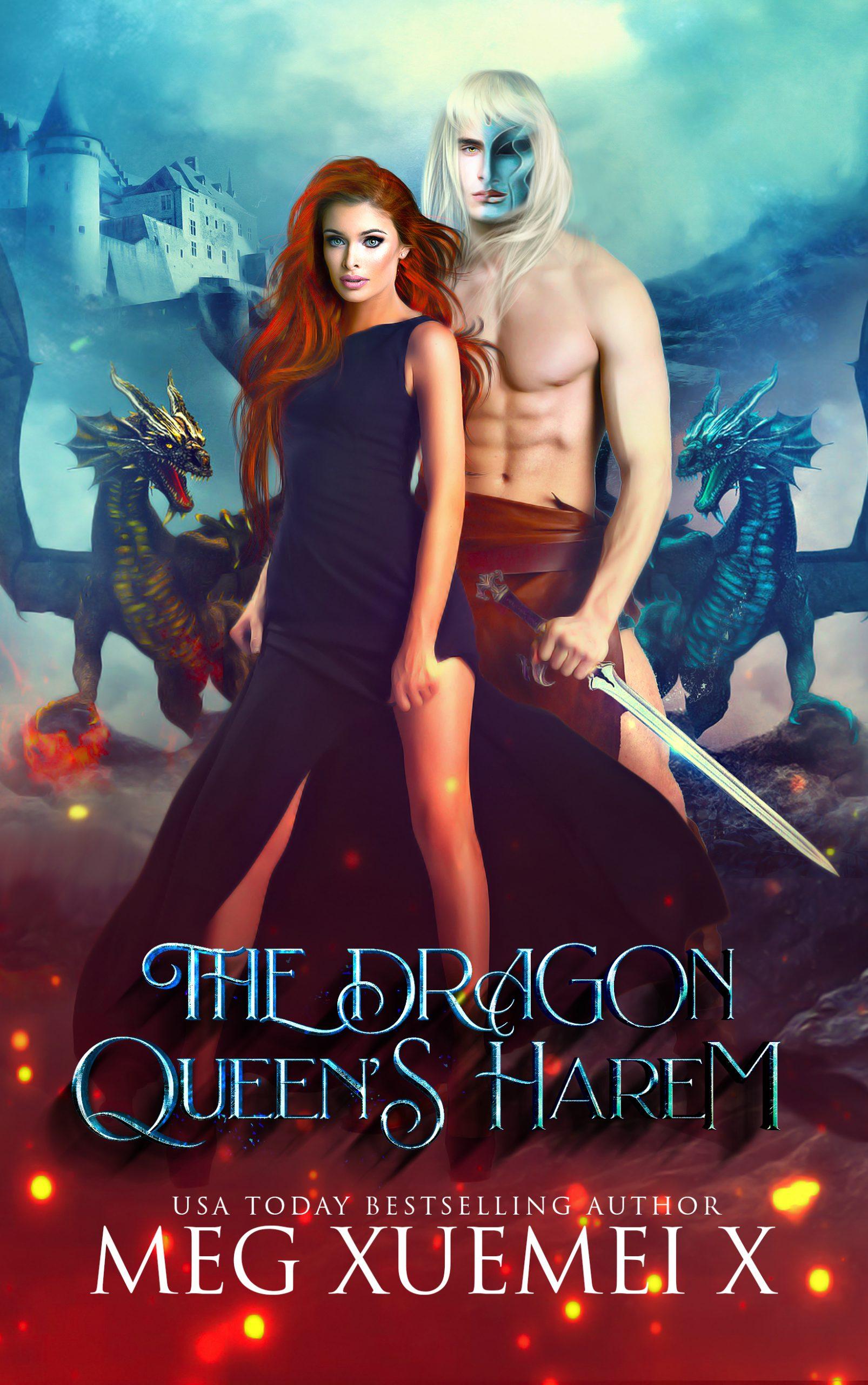 The Dragon Queen's Harem ebook
